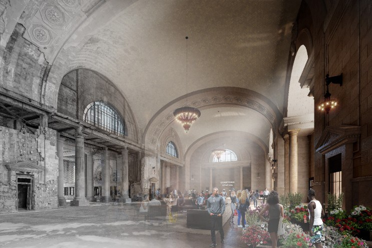 Michigan Central Station Partners Ford Motor Company is advancing its Corktown campus plans with the selection of its first architectural and construction partners that will work on restoring Michigan Central Station to its original grandeur. Quinn Evans Architects will lead the design work, while Christman and Brinker are teamed up in a joint venture to serve as construction manager for the Corktown transformation project.
