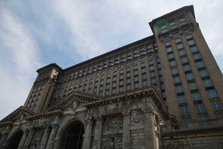 Ford Michigan Central Station Ford Motor Company has acquired the iconic Michigan Central Station and plans to transform it into the centerpiece of a vibrant new campus in Detroit's Corktown neighborhood that will serve as an innovation hub for Ford's vision for the future of transportation.