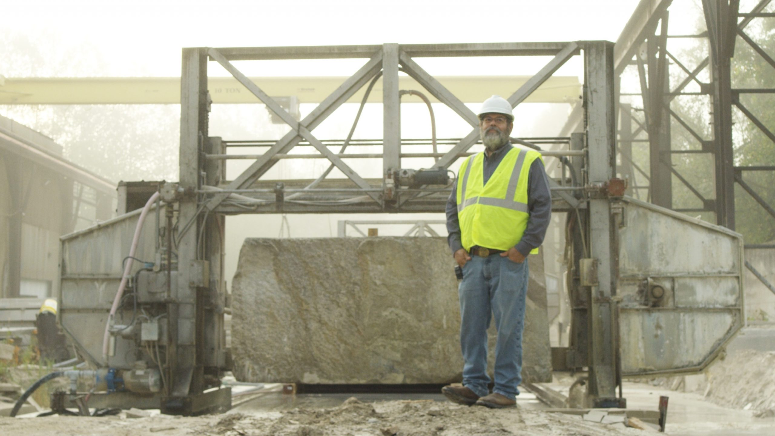 same Indiana quarry provides limestone for Michigan Central Station