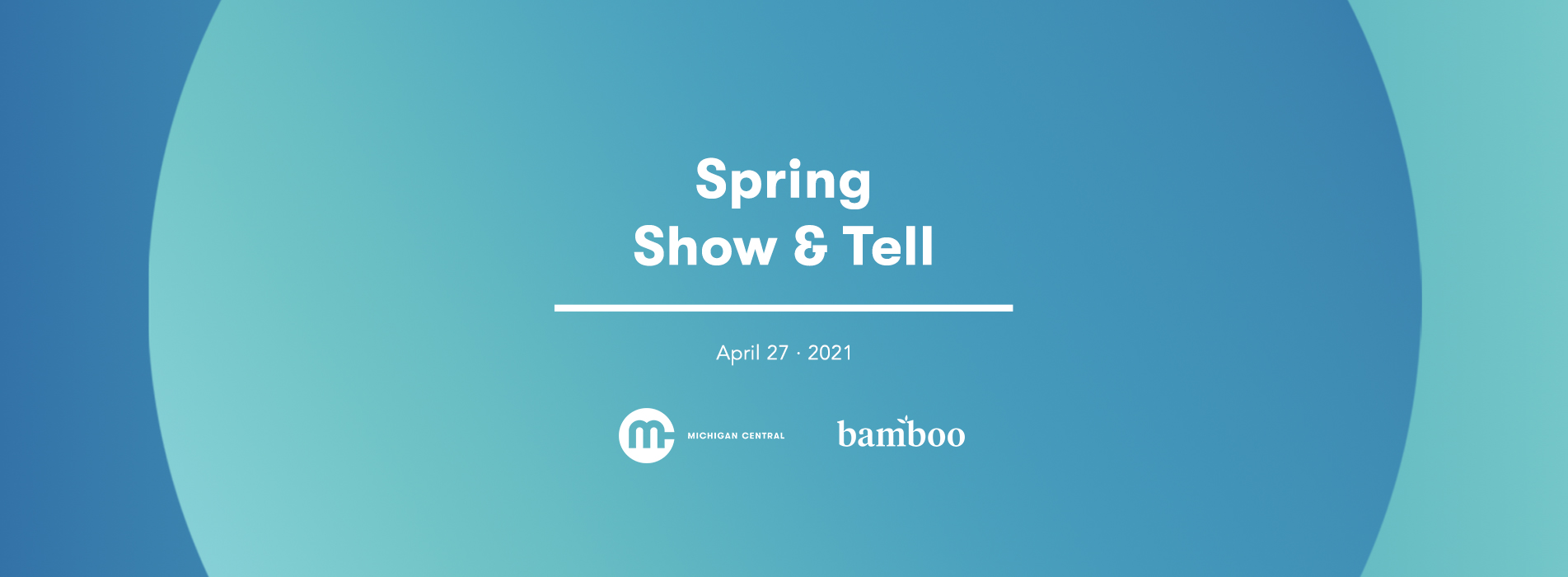 spring mobility show and tell