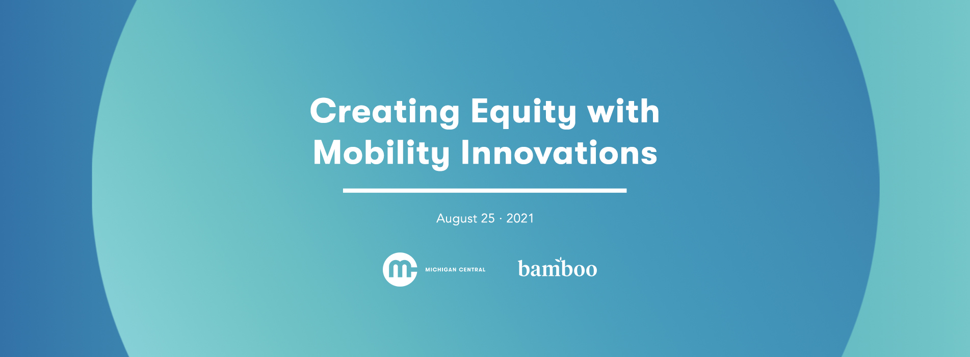 bamboo - creating equity with mobility innovations