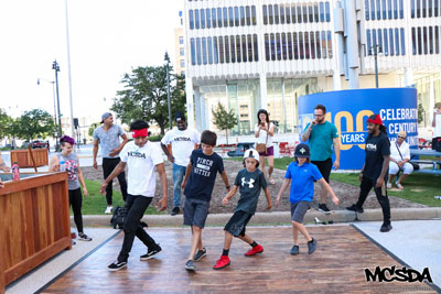 Motor City Street Dance