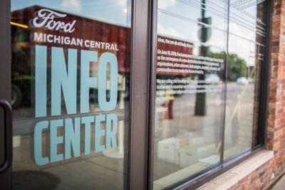 Ford Info Center